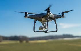Luchtfotografie drone